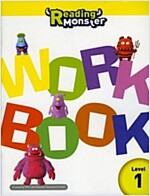 Reading Monster 1 : Workbook (Paperback)