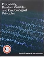 Probability, Random Variables and Random Signal Principles