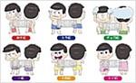 오소마츠상 입체 마스코트 BOX (1BOX=6개입)