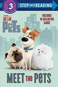 Meet the Pets (Secret Life of Pets) (Paperback)