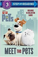 Meet the Pets (Secret Life of Pets) (Paperback)