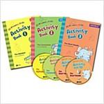 파닉스 JY Phonics Kids Activity 1~3 (Paperback + CD)