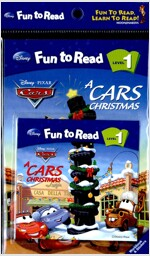 A Cars Christmas (Paperback + Workbook + Audio CD 1장)