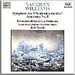 [수입] Vaughan Williams : Symphonies Nos. 7 & 8