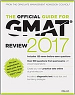 The Official Guide for GMAT Review 2017 (Paperback)