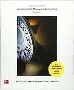 Introduction to Managerial Accounting (Paperback, 7 Rev ed)