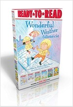 The Wonderful Weather Collector's Set: Rain; Snow; Wind; Clouds; Rainbow; Sun (Boxed Set, Boxed Set)