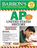 Barron's AP United States History, 3rd Edition (Paperback, 3)