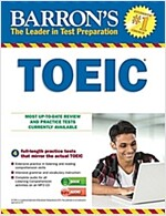 Barron's TOEIC [With MP3] (Paperback, 7)