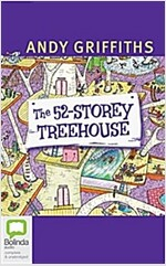 The 52-Storey Treehouse (Audio CD)