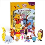 My Busy Books : Winnie The Pooh (Best of Friends) (미니피규어 12개 포함) (Misc. Supplies)