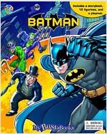 My Busy Books : Batman (미니피규어 12개 포함) (Board book)