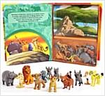My Busy Books : Lion Guard (미니피규어 12개 포함)