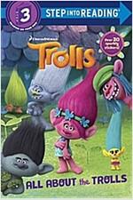 All about the Trolls (DreamWorks Trolls) (Paperback)