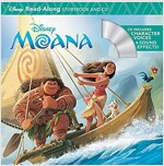 Moana Read-Along Storybook & CD (Paperback)