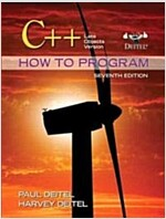 C++ How to Program: Late Objects Version [With Access Code] (Paperback, 7)