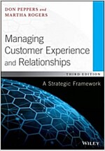 Managing Customer Experience and Relationships: A Strategic Framework (Hardcover, 3)