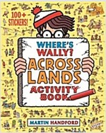 Where's Wally? Across Lands : Activity Book (Paperback)