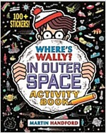 Where's Wally? In Outer Space : Activity Book (Paperback)