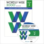 Wordly Wise 3000 02 Third Edition (MP3증정) (Paperback, MP3 CD)