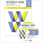 Wordly Wise 3000 03 Third Edition (MP3증정) (Paperback, MP3 CD)
