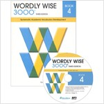 Wordly Wise 3000 04 Third Edition (MP3증정) (Paperback, MP3 CD)