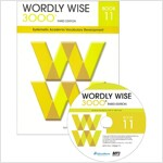 Wordly Wise 3000 11 Third Edition (MP3증정) (Paperback, MP3 CD)