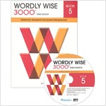 Wordly Wise 3000 05 Third Edition (MP3증정) (Paperback, MP3 CD)