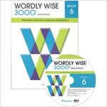 Wordly Wise 3000 06 Third Edition (MP3증정) (Paperback, MP3 CD)