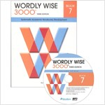 Wordly Wise 3000 07 Third Edition (MP3증정) (Paperback, MP3 CD)