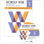 Wordly Wise 3000 08 Third Edition (MP3증정) (Paperback, MP3 CD)