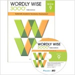 Wordly Wise 3000 09 Third Edition (MP3증정) (Paperback, MP3 CD)