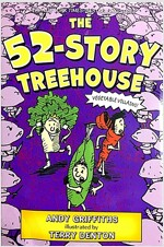 The 52-story Treehouse (Paperback)