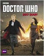Doctor Who Diary 2017 Px Ed (Hardcover)