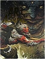 Phenomena: Art of Asura (Hardcover)