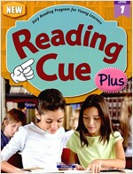 Reading Cue Plus 1 (Book, CD, Workbook, New)