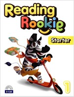 Reading Rookie Starter 1 (Book, CD, Workbook)