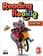 Reading Rookie Starter 3 (Book, CD, Workbook)