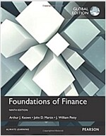 Foundations of Finance, Global Edition (Paperback, 9 ed)