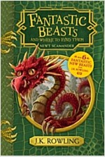 Fantastic Beasts & Where to Find Them : Hogwarts Library Book (Hardcover)