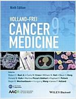 Holland-Frei Cancer Medicine (Hardcover, 9)