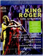 [중고] [블루레이][수입] 시마노프스키 : 로게르 왕