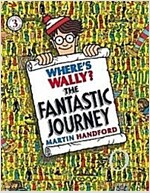 Where's Wally? The Fantastic Journey (Paperback)