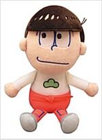 おそ松さん ビ-ンズぬいぐるみ おそ松 座高 約14cm (おもちゃ&ホビ-)
