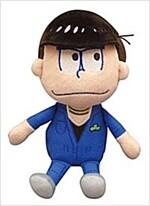 おそ松さん ビ-ンズぬいぐるみ カラ松 座高 約14cm (おもちゃ&ホビ-)