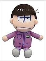 おそ松さん ビ-ンズぬいぐるみ 一松 座高 約14cm (おもちゃ&ホビ-)