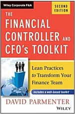 The Financial Controller and CFO's Toolkit: Lean Practices to Transform Your Finance Team (Hardcover, 3)