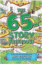 The 65-story Treehouse (Hardcover)
