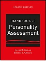 Handbook of Personality Assessment (Hardcover, 2)