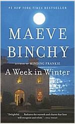 A Week in Winter (Mass Market Paperback)